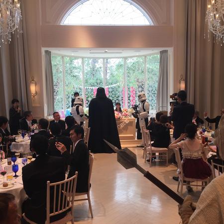 【出撃報告】10月9日 小水様結婚披露宴