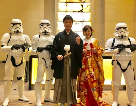 【出撃レポート】結婚披露宴@東新橋