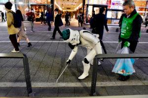 【出撃レポート】12月18日 Greenbird清掃活動@歌舞伎町