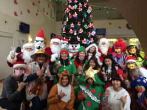 【出撃レポート】12月1日 神奈川県立こども医療センター訪問