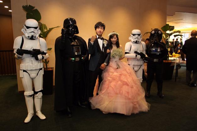 【出撃レポート】3月17日 森本さん結婚披露宴@広島市