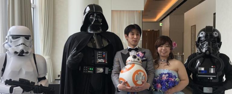 【出撃レポート】4月7日 英一さん・雅美さん、結婚披露宴@香川県