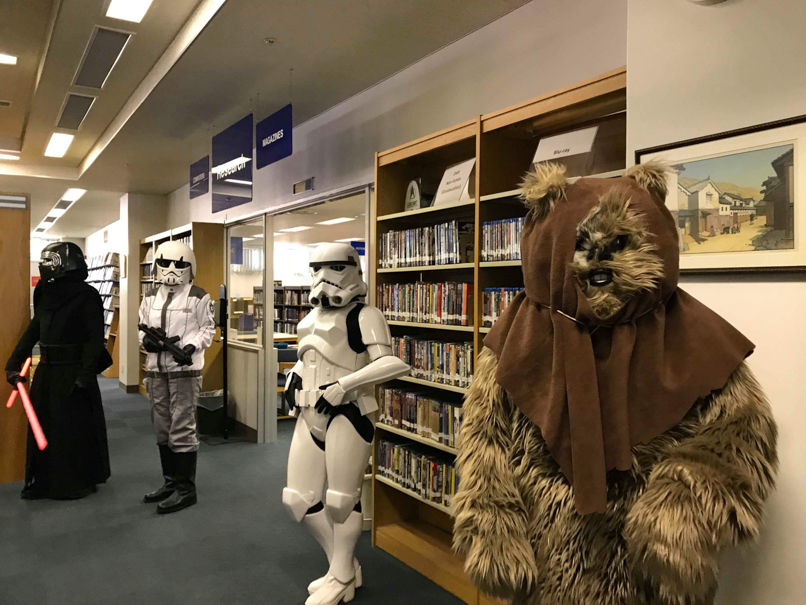 【出撃レポート】5月5日 May the 5th Yokota Library Event