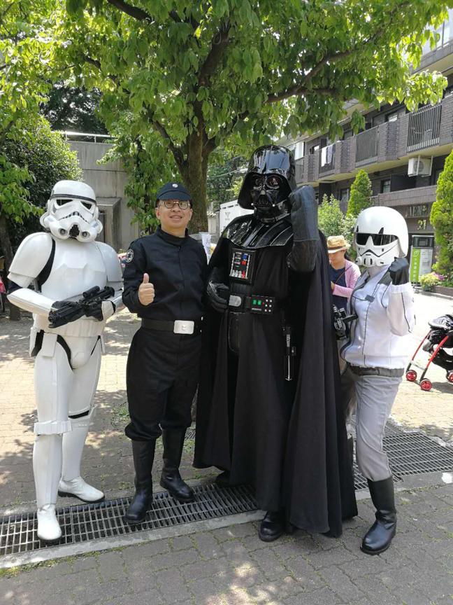 【出撃レポート】5月27日 杉並チャリティウォーク2018