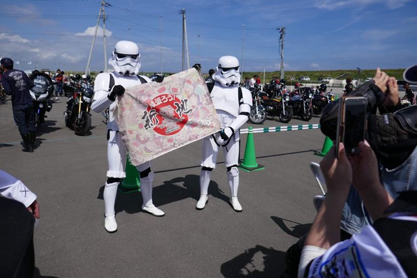 【出撃レポート】9月16日東日本大震災復興チャリティー第3回オートバイフェスティバル IN TOHOKU
