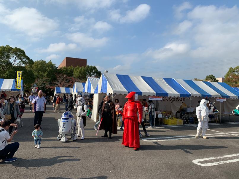 【出撃レポート】10月27日 第4回 那珂市産業祭