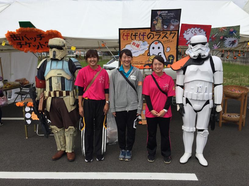 【出撃レポート】10月14日 ユーアイ村まつり@水戸
