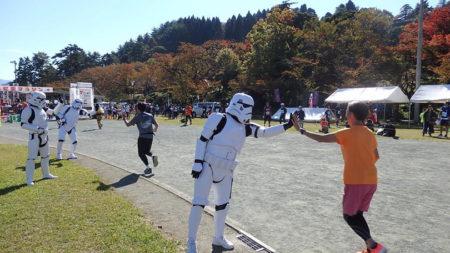 【出撃レポート】11月4日2018ごせん紅葉マラソン@新潟県五泉市