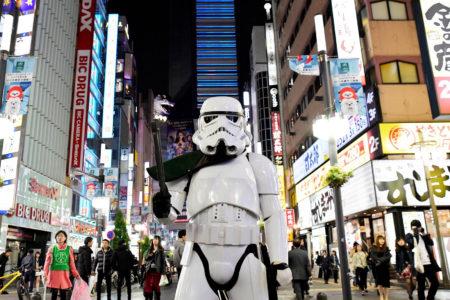 【出撃レポート】11月19日 greenbird清掃活動@歌舞伎町