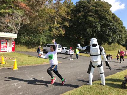 【出撃レポート】MAWJ静岡支部チャリティマラソンin彩の郷