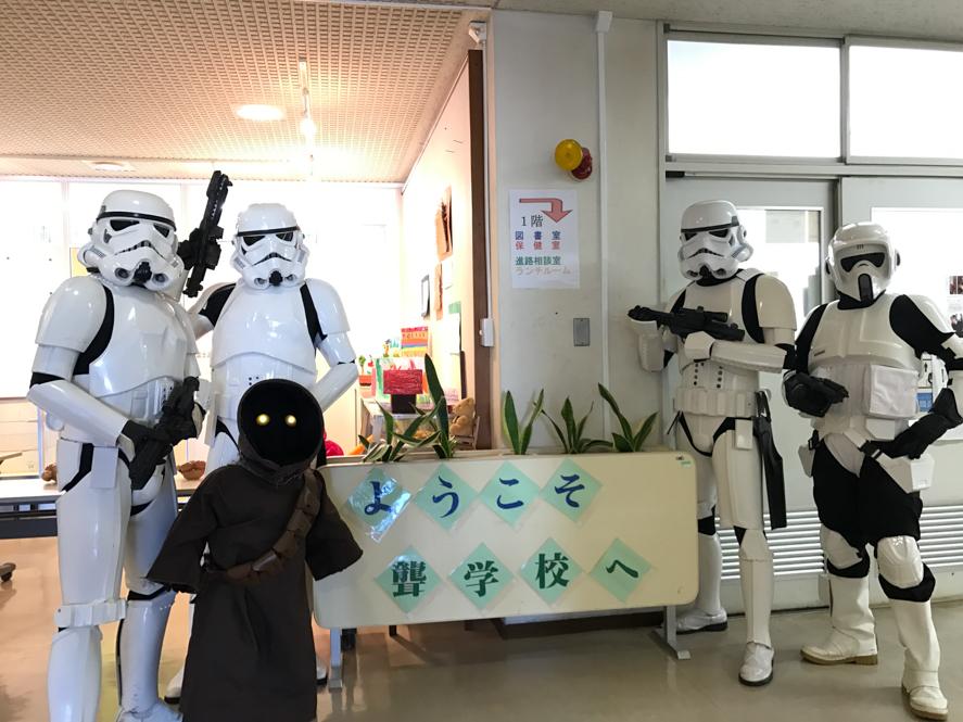 【出撃レポート】11月23日 川崎ろう学校かしわ祭