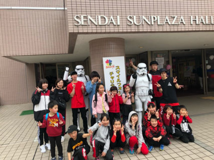 【出撃レポート】3月21日Smile for Japan Charity Festival 2019@宮城県仙台市