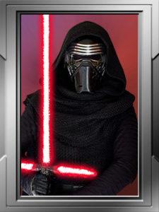 【追加コスチューム】DS22000 Kylo Ren: The Force Awakens
