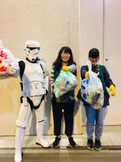 【出撃レポート】5月16日 greenbird清掃ボランティア@札幌