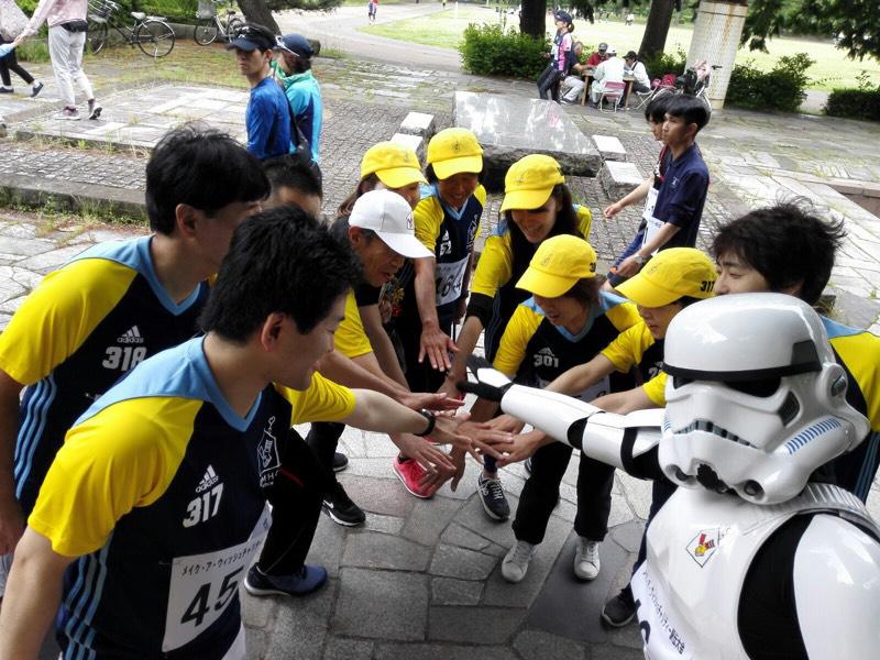 【出撃レポート】6月22日 MAWJチャリティ駅伝大会@仙台