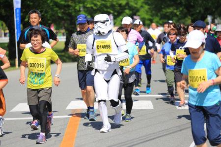 【出撃レポート】6月2日 果樹王国ひがしねさくらんぼマラソン大会