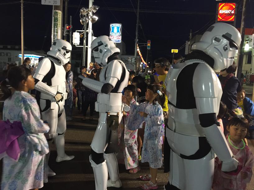 【出撃レポート】7月6日 長井おどり大パレード@山形県長井市