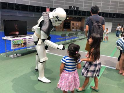 【出撃レポート】8月14日〜15日さいたま新都心夏祭り SUPER KIDS FEST