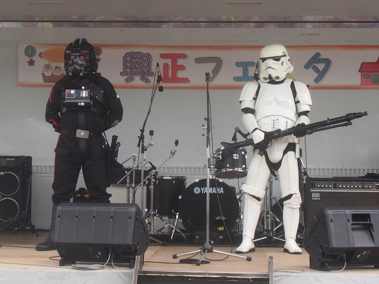 【出撃レポート】9月7日 興正学園祭@札幌