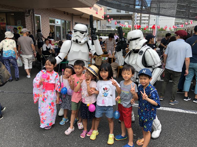 【出撃レポート】8月31日ぴっかり夏祭り2019 @東戸塚