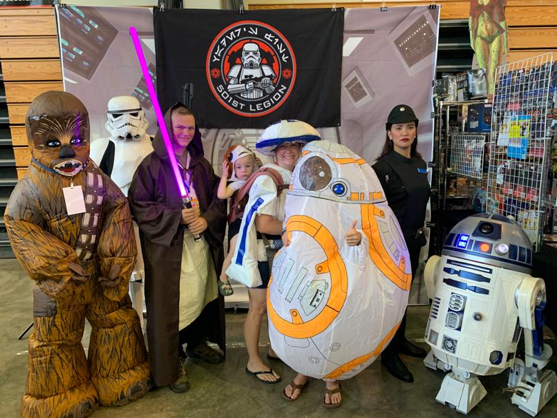 【出撃レポート】10月13日 沖縄 Comic-Con