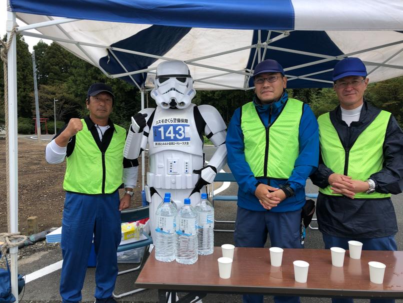 【出撃レポート】10月14日 第3回とみおか復興ロードレース大会@福島県