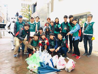 【出撃レポート】10月5日 greenbird 札幌清掃活動お手伝い