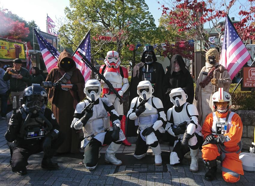 【出撃レポート】11月17日 第6回 京都アメリカンフードフェスティバル