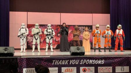 【出撃レポート】10月19日 Yokota Comic Con @ 横田基地