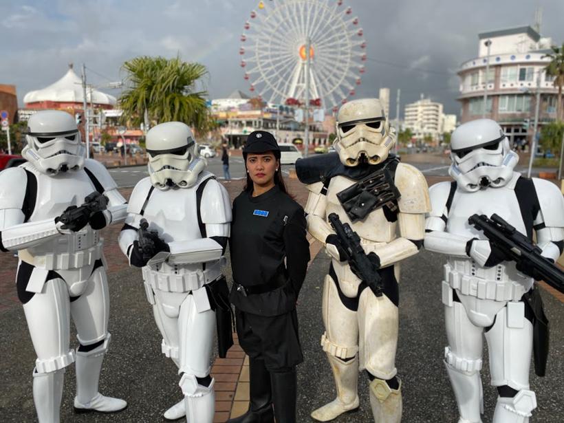 【出撃レポート】12/21 ROSグリーティング STAR THEATERS Mihama 7PLEX@沖縄