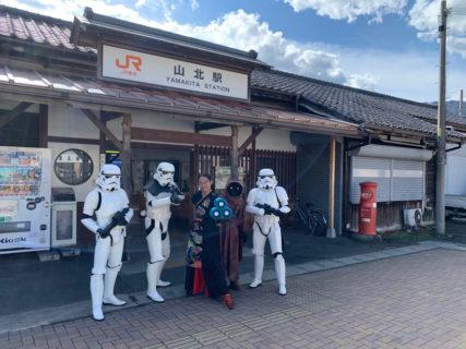 【出撃レポート】2月2日やまきた駅前朝市 @神奈川