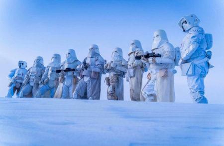【出撃レポート】3月13日〜15日 2020 Finse Blizzard Force Trip