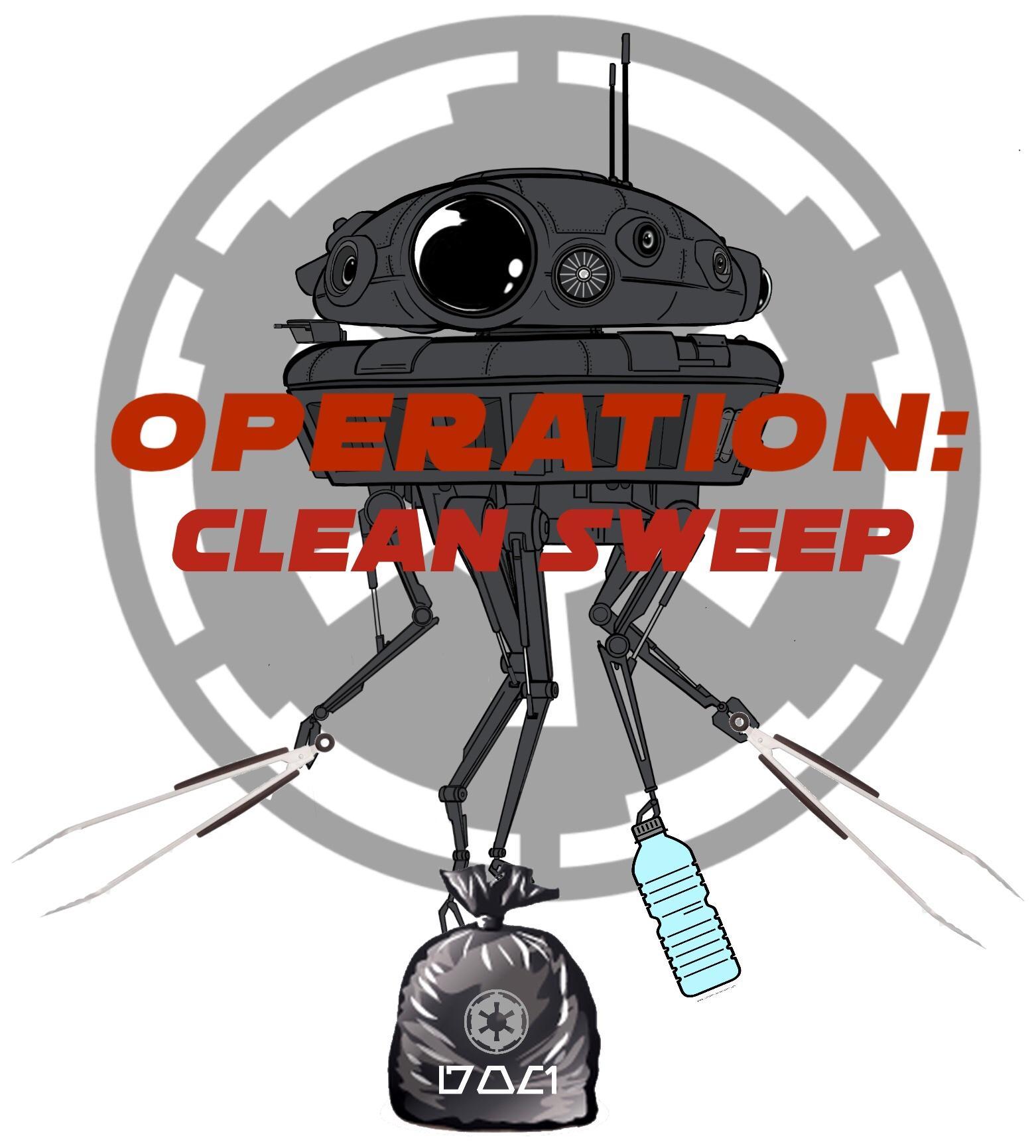 【出撃レポート】Operation: Clean Sweep